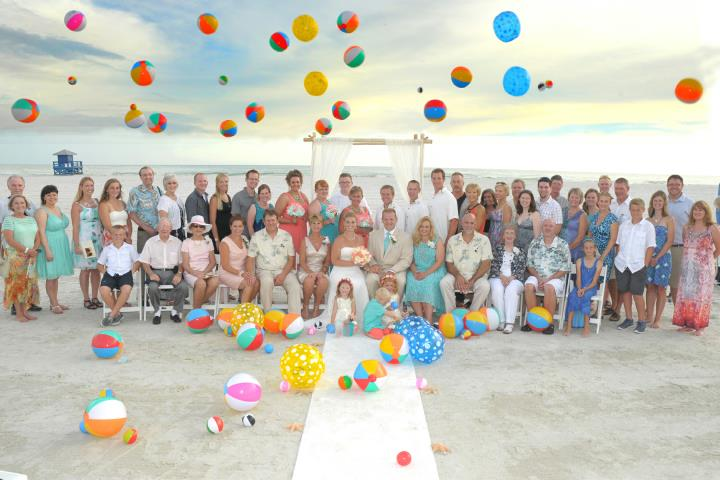 Wedding On Siesta Key Officiant Grace Felice A With