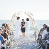 Wedding  - officiated by Grace Felice of A Wedding with Grace at Resort at Longboat Key Club; LGBT Wedding, Marriage Equality